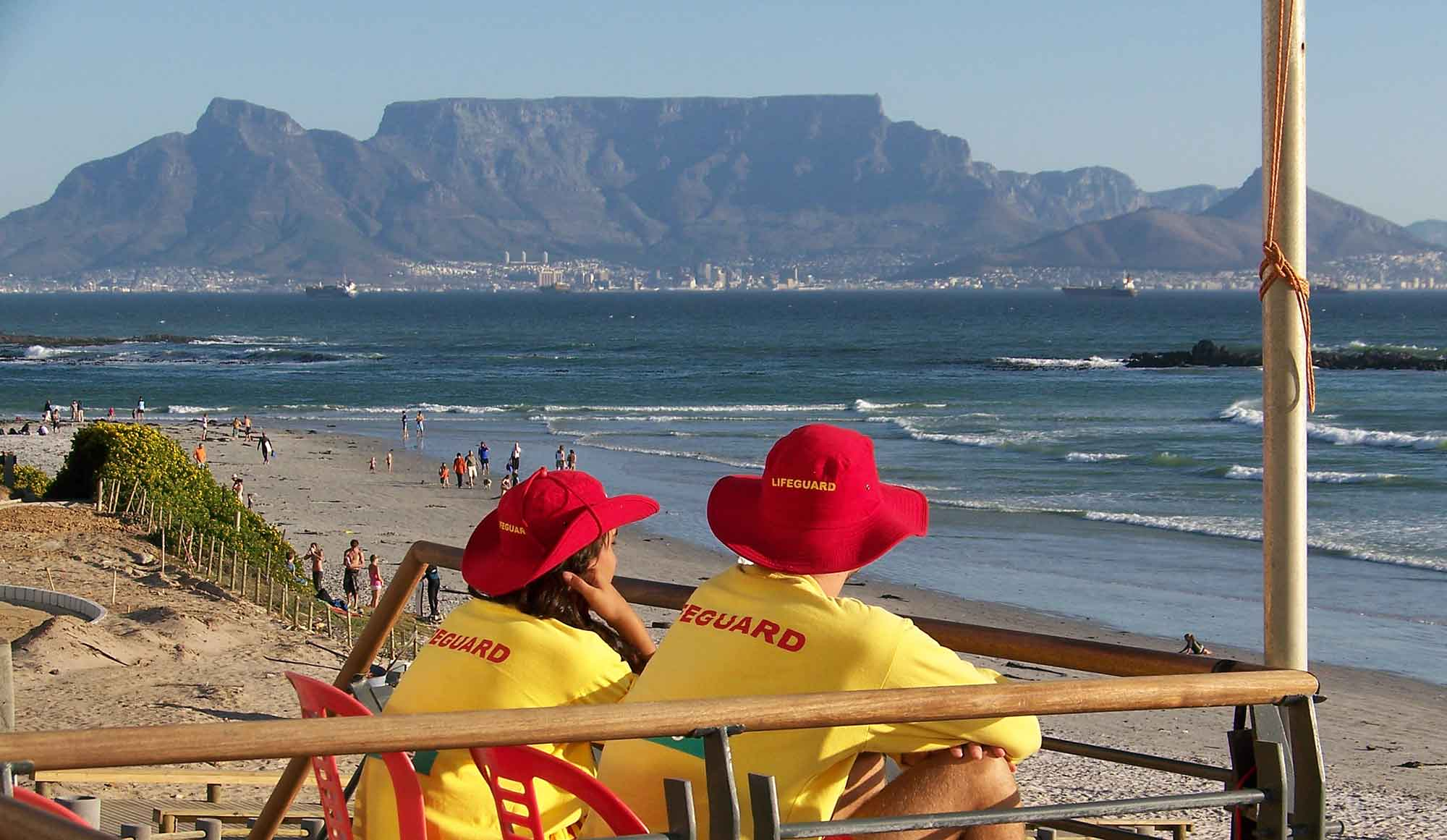 Duty-Lifeguard-Big-Bay-Table-Mountain